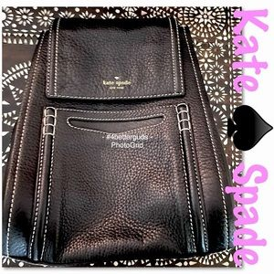Kate Spade Black Claremont Drive Cody Backpack